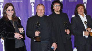 Black Sabbath, featuring Bill Ward, in 2006