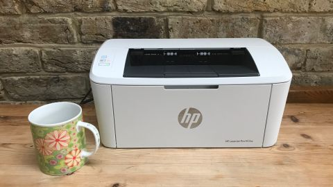 HP LaserJet Pro M15w review | TechRadar