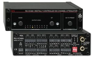 RDL Releases All New 2 and 6 Channel VCAs