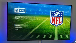 NFL on Paramount Plus