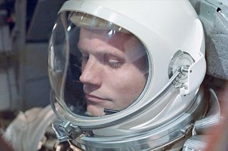 The life of the late astronaut Neil Armstrong is the focus of both a feature film and TV miniseries now in development.