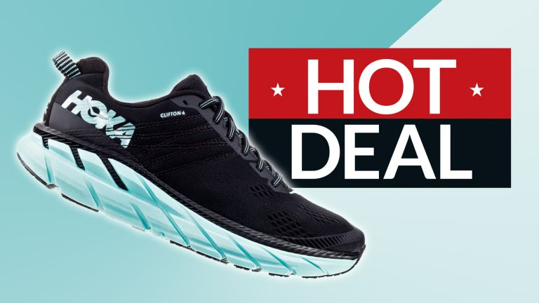 January sales running shoes deal Adidas Asics Hoka Saucony New Balance