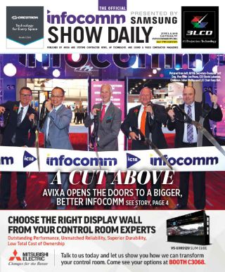 InfoComm 2018 Show Daily—Day 2