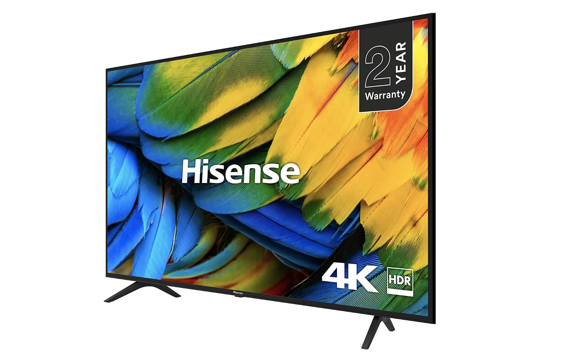 Best Black Friday TV deals: save up to 37% on Hisense TVs