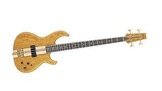 Mouth watering bass guitars that come at a price
