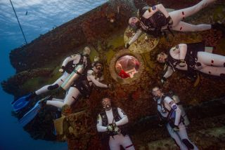 NEEMO team training