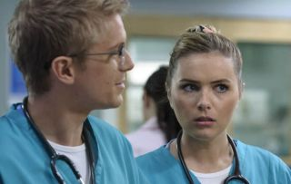 Alicia fights back against Ethan in Casualty - lives are at stake!