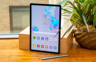 Samsung Galaxy Tab S7 may lack in-display fingerprint reader