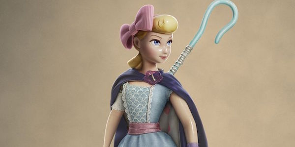 Bo Peep poster for Toy Story 4