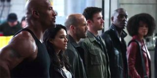 The Fate of the Furious Lineup