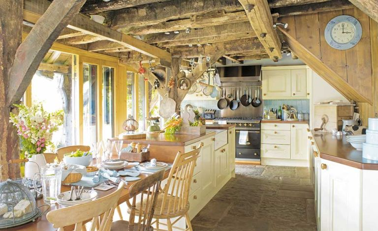 By Maggie Stevenson September 28, 2017. A Country Style Kitchen ...