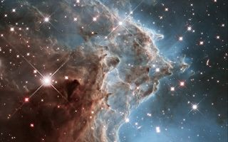 Hubble Snaps 'Monkey Head' Nebula