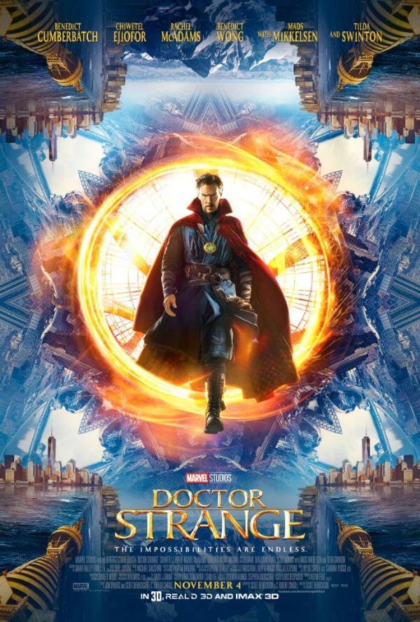 Doctor Strange,