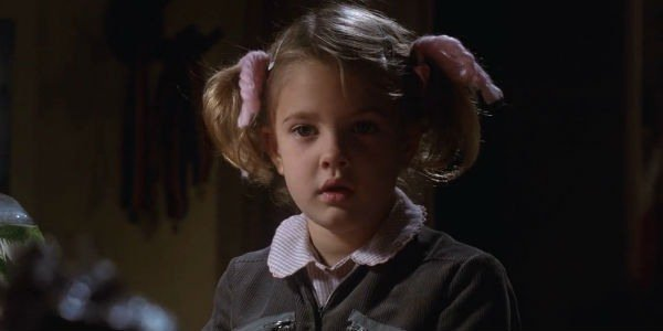 Drew Barrymore in E.T. the Extra-Terrestrial