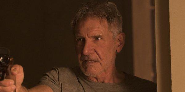 Rick Deckard Blade Runner 2049 Harrison Ford