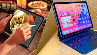 iPad Pro 2021 vs. iPad Air 4