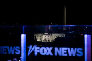 Fox News tops 2020 cable ratings charts