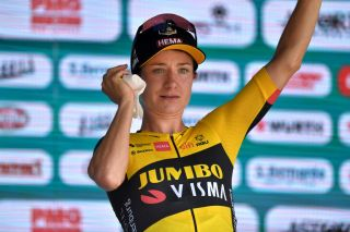 Marianne Vos (Jumbo-Visma) wins stage 3 at the Giro d'Italia Donne