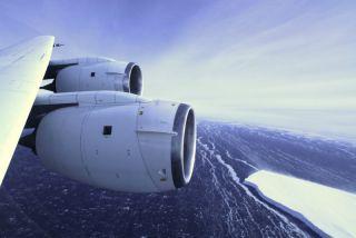 IceBridge Mission Aircraft