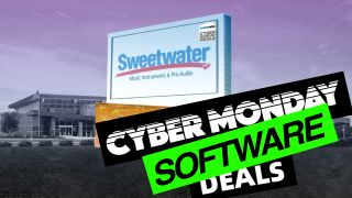 Sweetwater Cyber Monday software deals