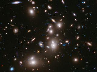 Hubble Frontier Field Abell 2744