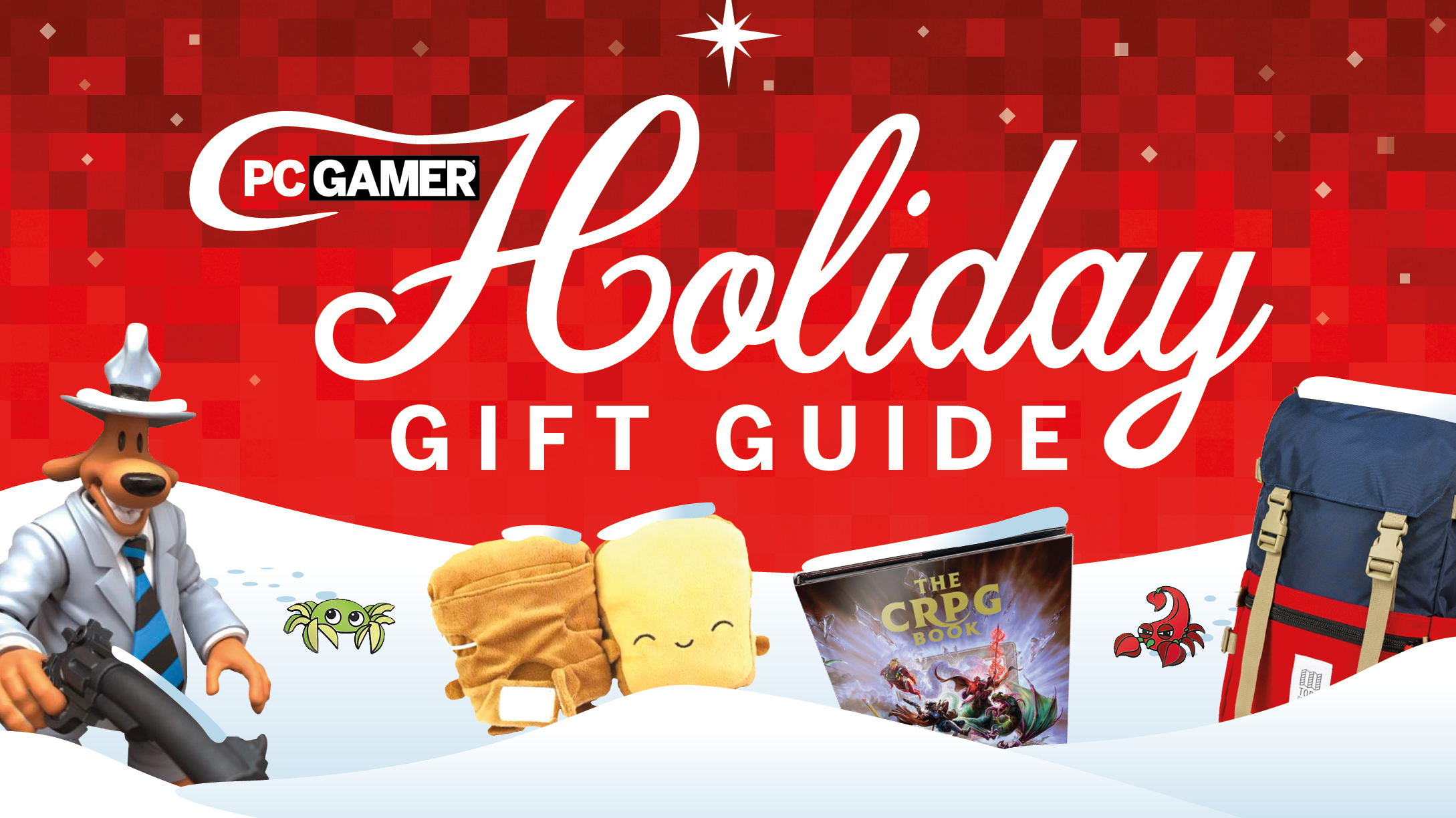 PC Gamer's 2020 Holiday Gift Guide