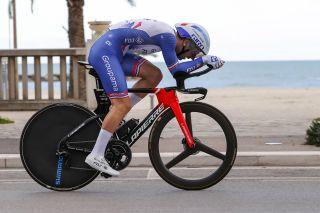 Tirreno Adriatico 2021 - 79th Edition - 7th stage San Benedetto del Tronto - San Benedetto del Tronto 10,1 km - 16/03/2021 - Benjamin Thomas (FRA - Groupama - FDJ) - photo Luca Bettini/BettiniPhoto©2021