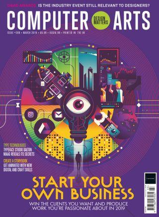 Computer Arts 289 cover
