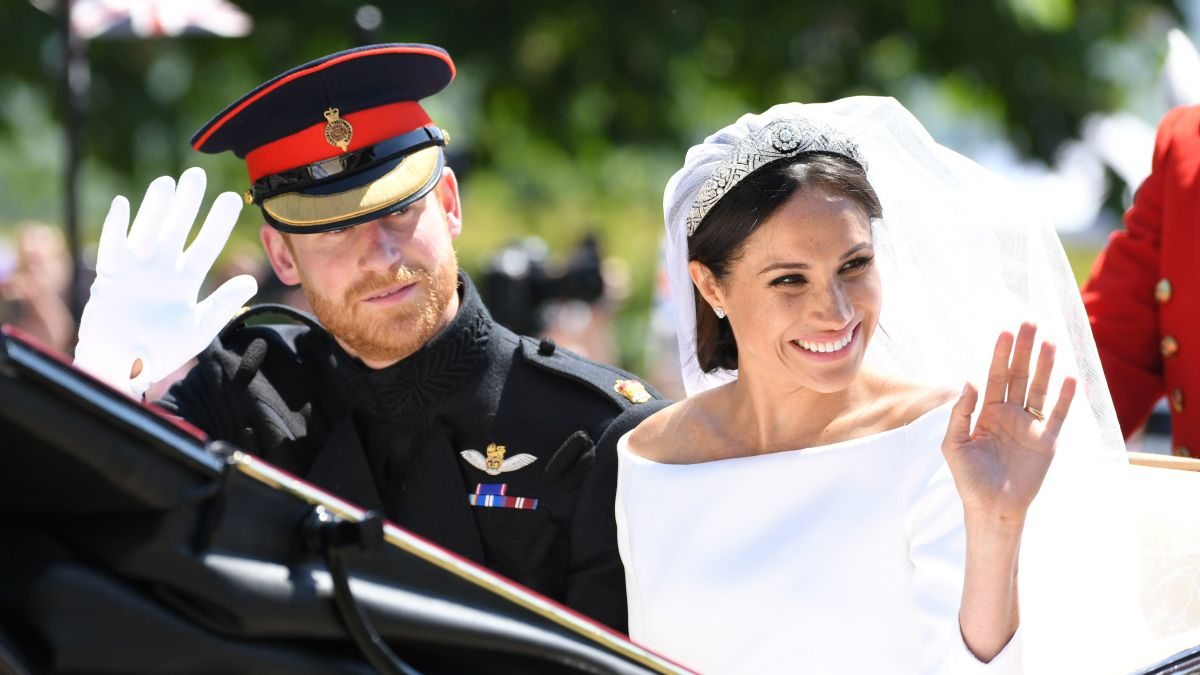 Meghan and Harry reveal special significance behind moving wedding day song