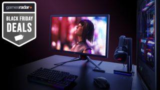 Black Friday 144Hz monitor deals