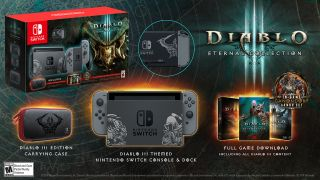 Diablo 3 Nintendo Switch-pakke