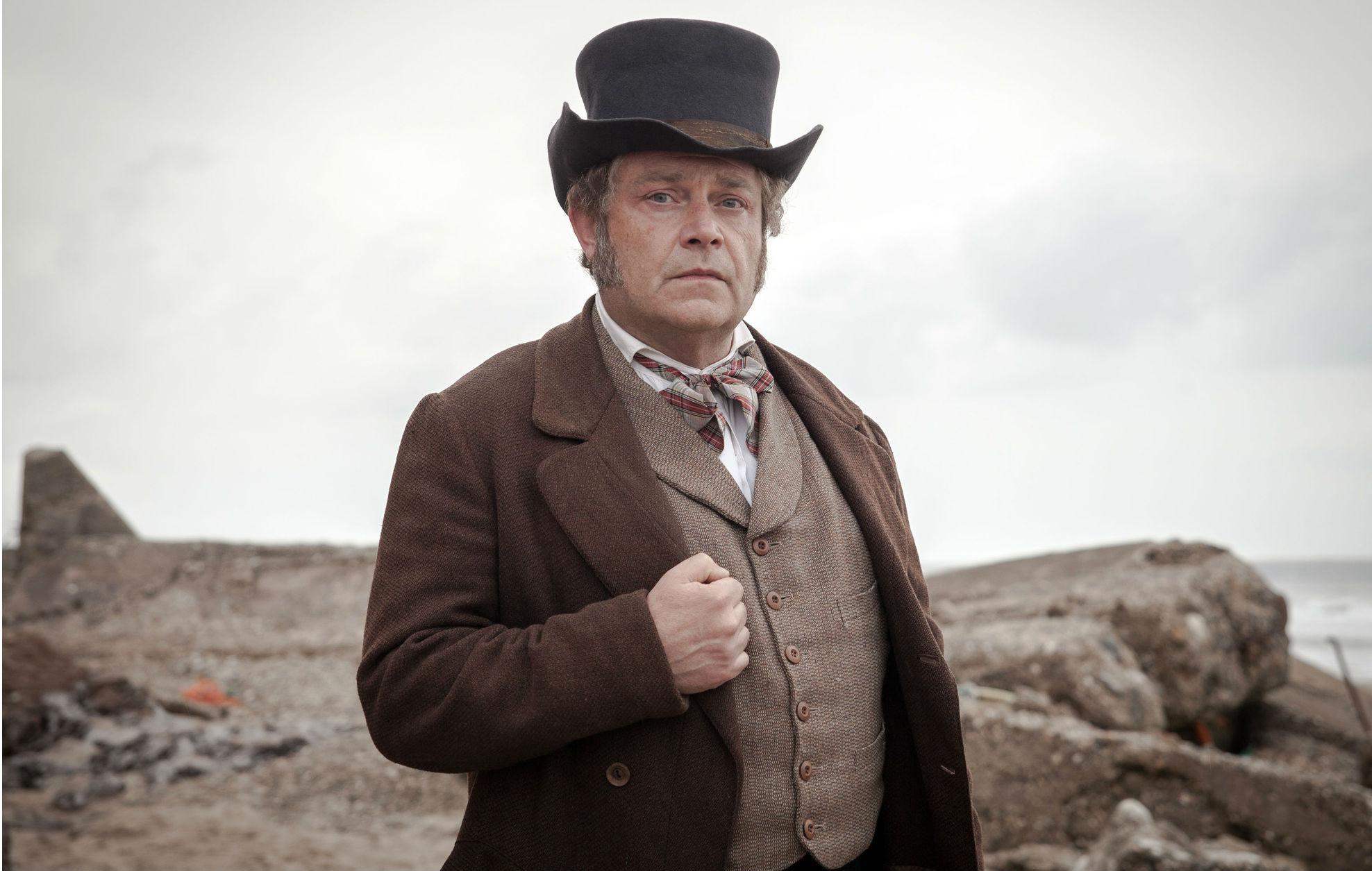 John Thomson wants to play Bond villain
