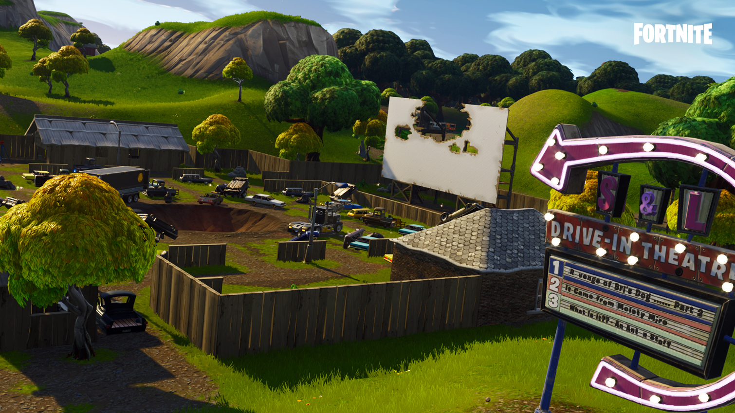 Fortnite Camera Locations: How to Solve the Season 4 Challenge