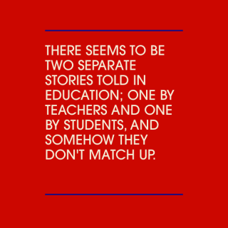 Does It Matter Whether Students Recognize What We Do As Teachers?