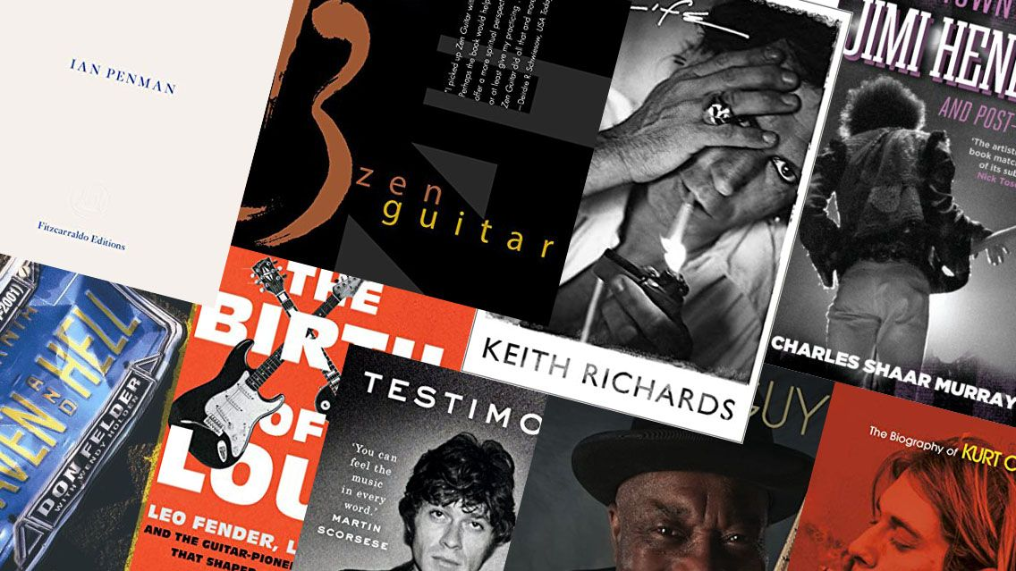 10 books for guitarists with time to spare