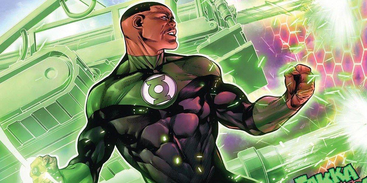 John Stewart/Green Lantern (DC Comics)