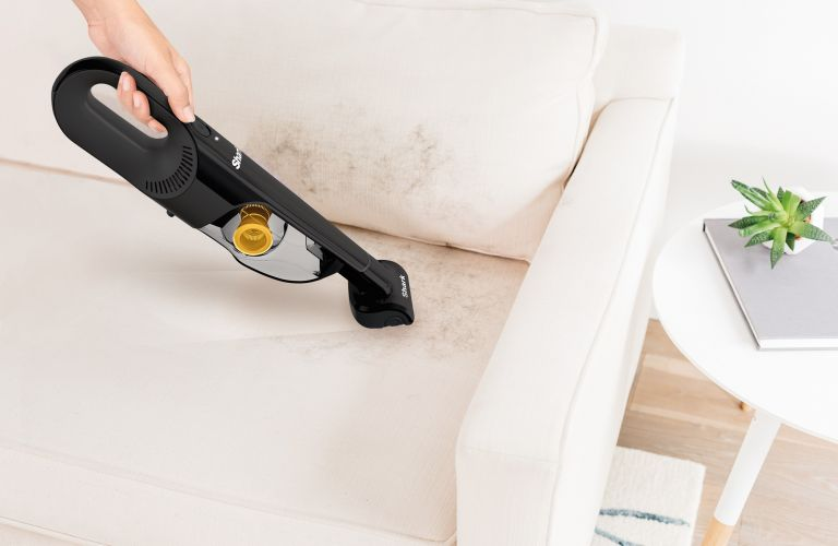 Shark CH950UKT Cordless Handheld Pet Vacuum Cleaner review by Real Homes