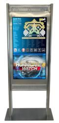 "Comark Launches 47"" Touch Screen Monument Kiosks"