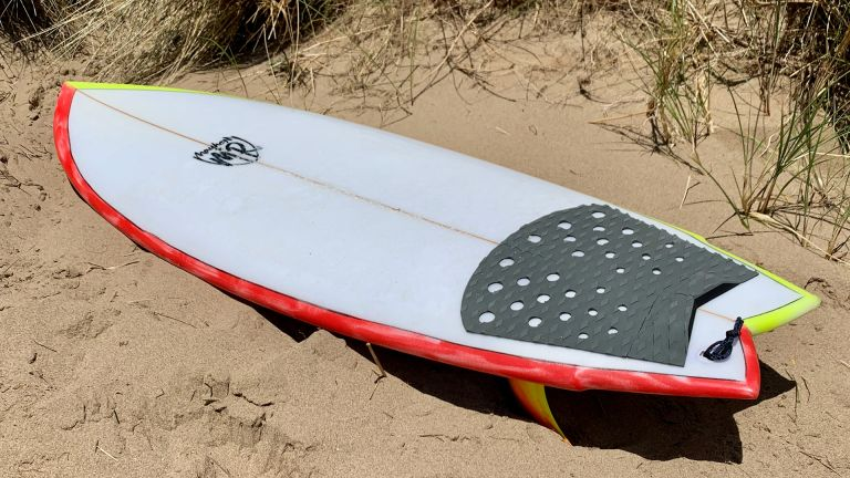 Lost X MR California Twin surfboard review