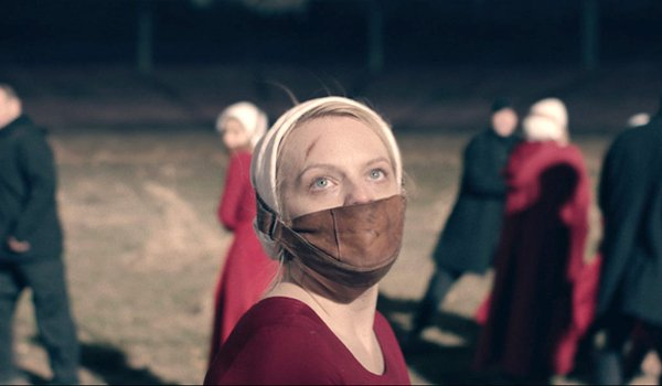 Elisabeth Moss on The Handmaid's Tale Season 2 on Hulu