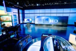 Electrosonic Delivers LED Video Wall for The Weather Channel