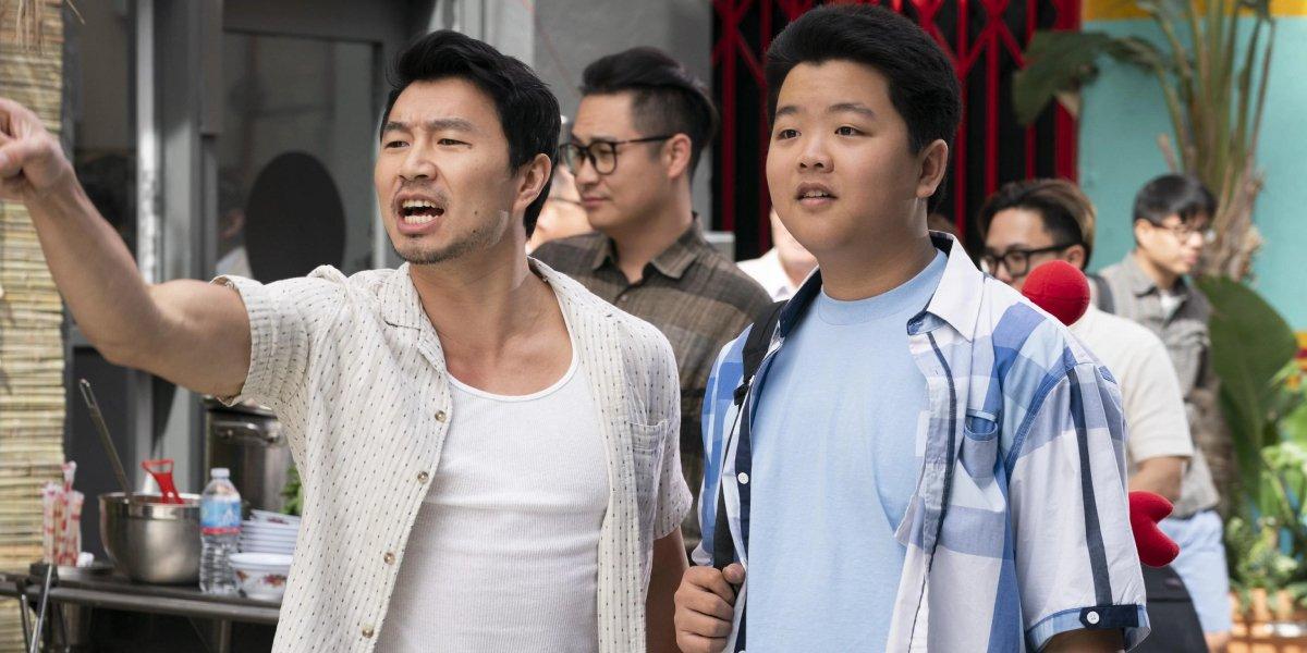 Simu Liu and Hudson Yang on Fresh Off the Boat