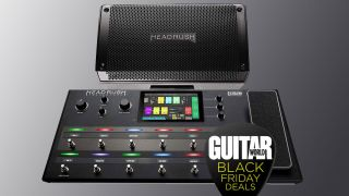 HeadRush Pedalboard and FRFR-108 deal