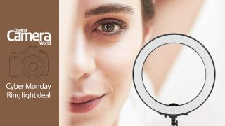 """$51 Neewer 18"""" Ring Light! Save $99 in lightning Cyber Monday deal"""