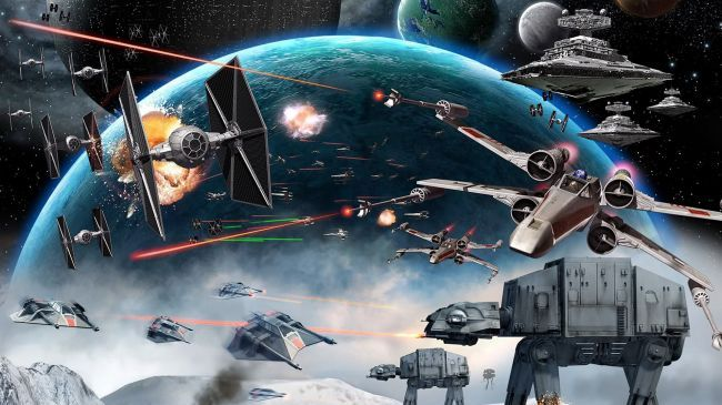 The Best Star Wars Games On Pc Pc Gamer