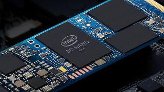Intel QLC SSD