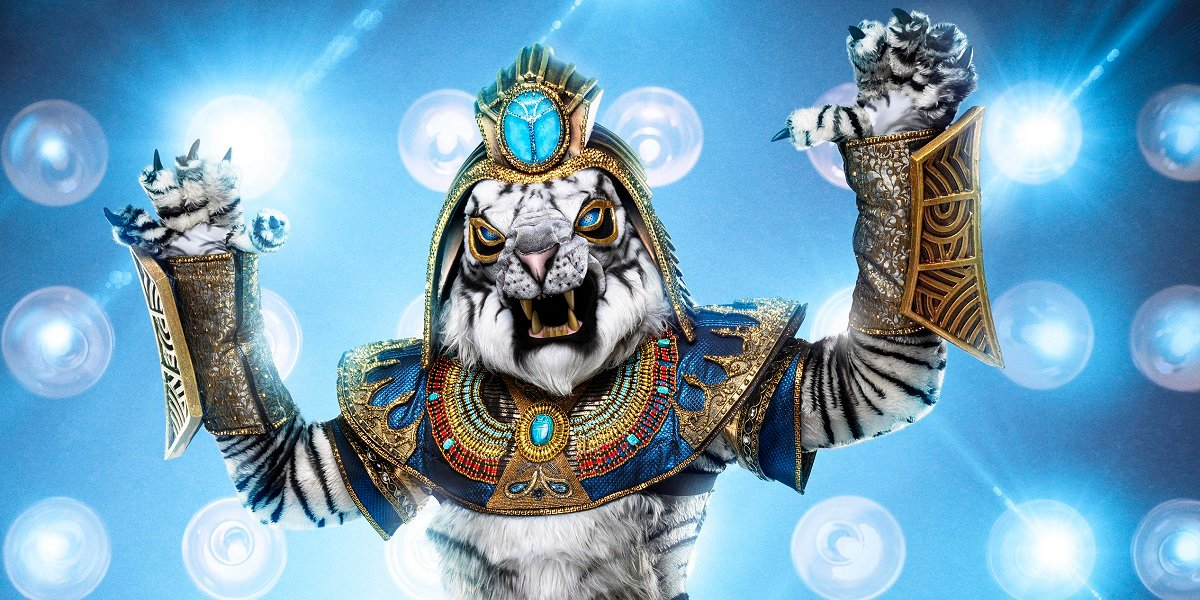 The White Tiger The Masked Singer Fox