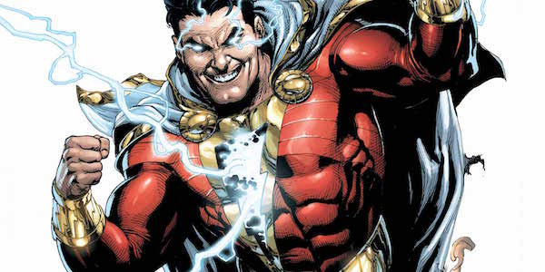 Shazam New 52 comics