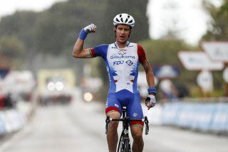 Miles Scotson (Groupama-FDJ) takes first international victory on stage 1 of the Volta a la Comunitat Valenciana 2021