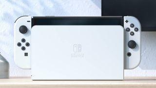 Nintendo Switch (OLED model)